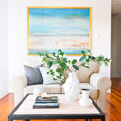 Styling, not staging, your home