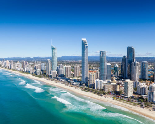 Gold Coast real estate over the last six months