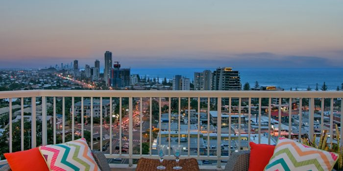 The Penthouse @ 29 Ewart Street, Burleigh Heads interest around $2.2million