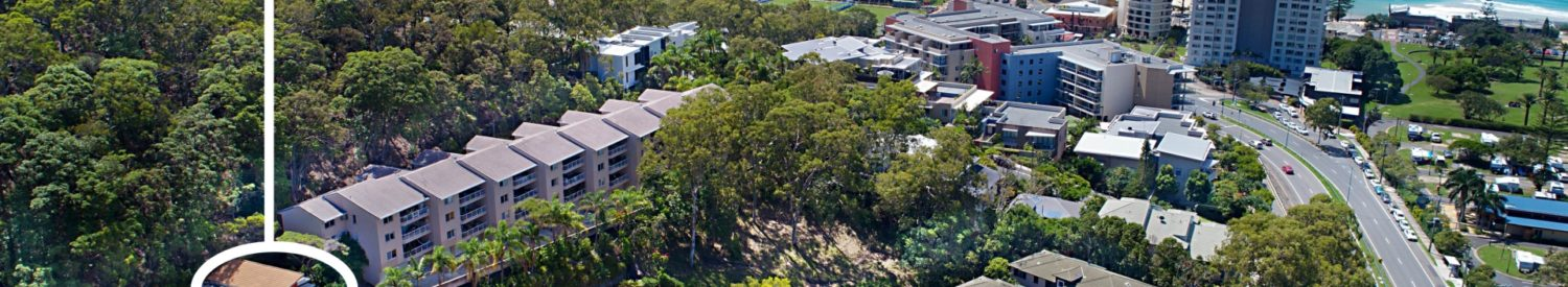 11/1614 Gold Coast Highway Burleigh Heads # Hidden Gem