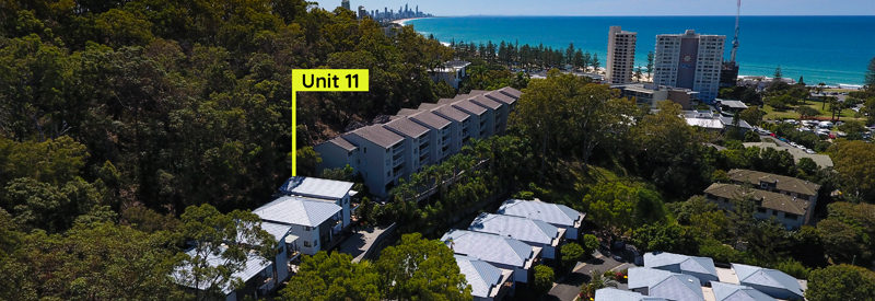 11/1614 Gold Coast Highway Burleigh Heads, QLD 4220 #SOLD $920,000
